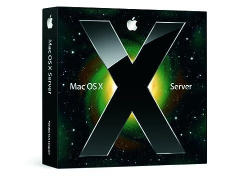 Mac OS X Server Leopard Unlimited Client Edition - version 10.5 (1 serveur, clients illimités)