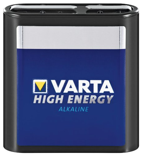 VARTA-hIGH eNERGY flachbatterie mN1203 4,5 v (nORMAL)