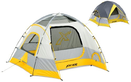 Xscape designs vertex 4 person tent outdoor stuffs for Xscape garden design