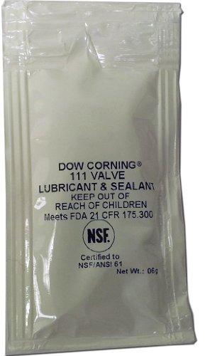 Dow Corning 111 Valve Lubricant & Sealant 6 Grams