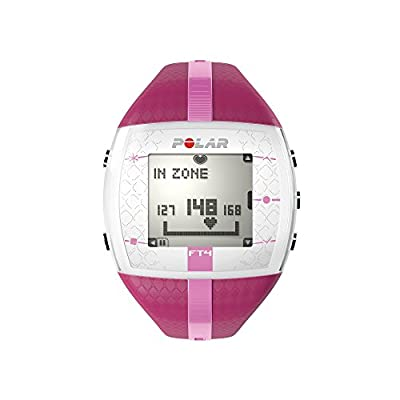 Polar FT4 Heart Rate Monitor and Sports Watch by Polar