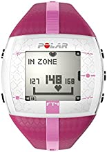 Polar FT4F Heart Rate Monitor and Sports Watch - Purple/Pink
