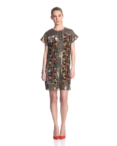 Anna Sui Women's Klimt Print Dress