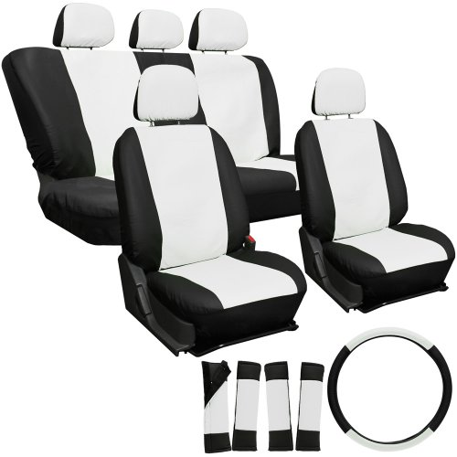oxgord-17pc-leatherette-seat-cover-set-airbag-compatible-for-ford-ltd-crown-victoria-white-black