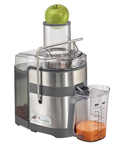 Jamba Appliances 67901 Centrifugal Juice Extractor, Gray