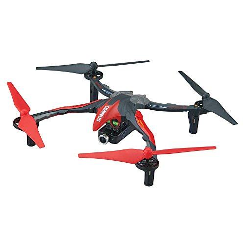 Dromida Ominus FPV UAV RTF Quadcopter, Red