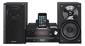 Sharp HE XLHF200P Hi Fi Component System