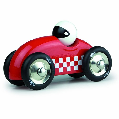 Vilac Red Large Rallye Car - 1