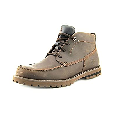 Timberland Men's Baluster Chukka,Dark Brown Smooth,US 8.5 M