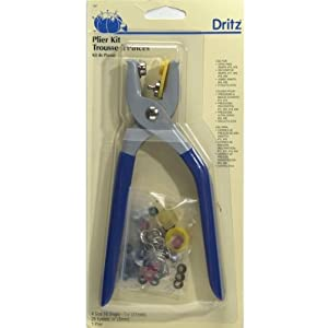 Dritz (R) Kit Alicates Pinza para surtidos Snaps