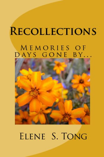 Recollections: Memories Of Days Gone Bye ... front-170670