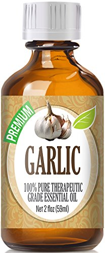 Garlic (60ml) 100% Pure, Best Therapeutic Grade Essential Oil - 60ml / 2 (oz) Ounces