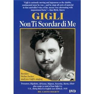 Gigli - Non Ti Scordar Di Me [1994] [DVD] [NTSC]