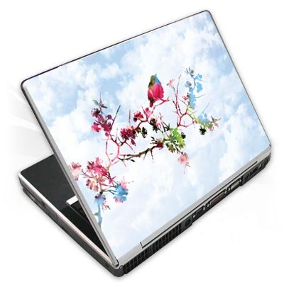 Design Skins für TOSHIBA Satellite L670D-11T - Cherry Blossoms Design Folie