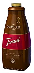 Torani Chocolate Sauce, 64-Ounce