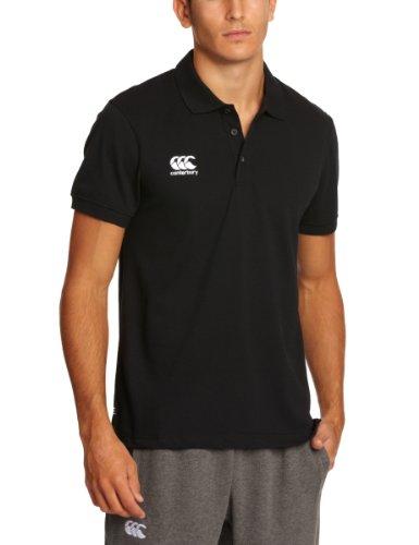 Canterbury Waimak Men's Polo Shirt black black Size:S