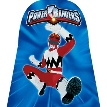 Power Rangers Birthday Party Treat Boxes (4 Count)