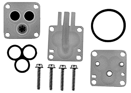 Acdelco 8-6701 Professional Windshield Washer Pump Repair Kit front-606758