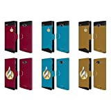Official Star Trek Uniforms And Badges TNG Leather Book Wallet Case Cover For Motorola DROID Turbo