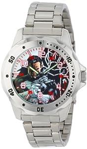 Marvel Comics Men's MA0710-D184-Bracelet Marvel 'Punisher' Defender Watch