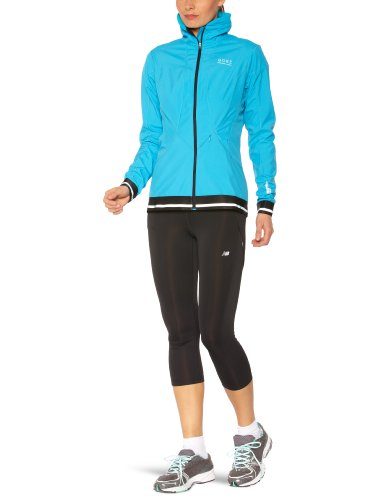 Gore Running Wear Air 2.0 Active Shell Women's Jacket - Blue, 6