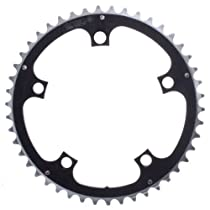 Origin8 Alloy Ramped Bicycle Chainring - 130mm 5-Bolt 46T
