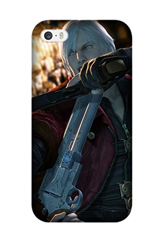 Iphone 6/6S Custom Design Game Devil May Cry Slim Plastic Case Cover for Iphone 6/6S Design By Gearldine Jones (Devil May Cry Iphone 6 Case compare prices)