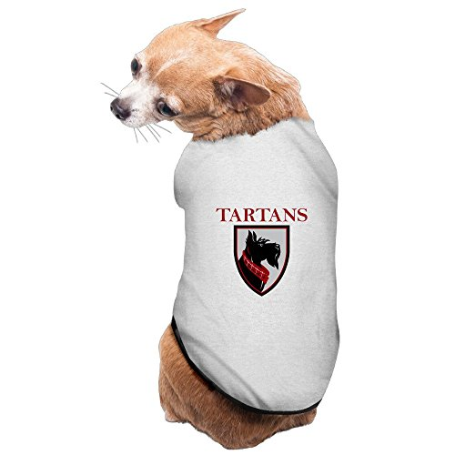 Carnegie Mellon Tartans Football Comfortable Dog Shirt (Weather Condit compare prices)