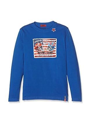 Aspen Polo Club Camiseta Manga Larga PC31M962 (Azul Royal)