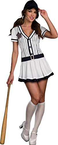 Dreamgirl - All Star-Hottie Baseball Player Adult Costume