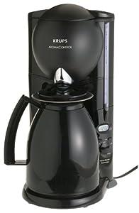 Amazon Com Krups 199 4g Aroma Control 10 Cup Programmable