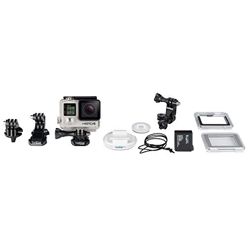 Best Price! GoPro HERO4 SILVER Surf Bundle