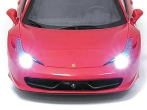 Silverlit 86066 Remote Control Car Ferrari 458 Italia Scale 1:16 by Silverlit