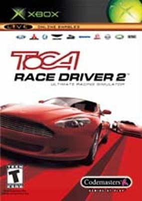 Toca Race Driver 2 Ultimate Racing Simulator - Xbox front-311544