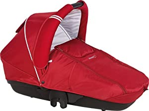 Bebe confort nacelle streety oxygen red 2009 - Matelas nacelle streety bebe confort ...