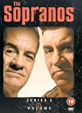 The Sopranos: Series 2 (Vol. 2) [DVD]