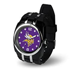 Brand New Minnesota Vikings NFL Crusher Series Mens Watch by Things for You