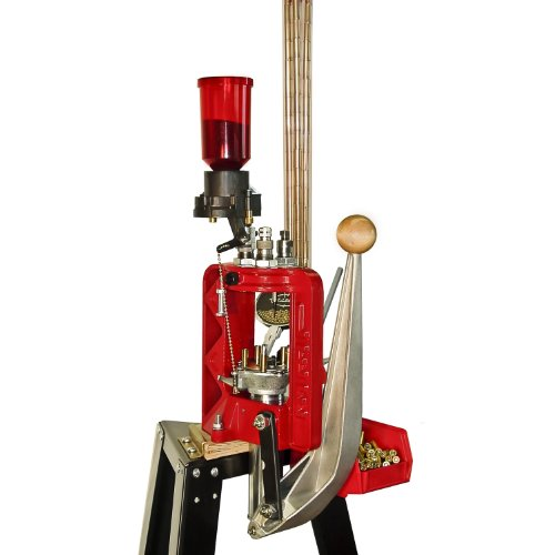Lee Precision Load Master 223 Remington Reloading Rifle Kit (Red) (Pistol Reloading Press compare prices)