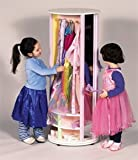 Guidecraft Dress-up Carousel Pastel