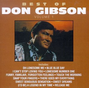 Don Gibson - The Best of Don Gibson, Vol. 1 - Zortam Music