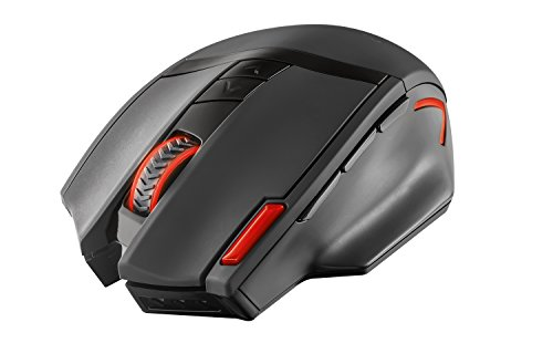 Trust GXT 130 Mouse da Gioco Wireless Illuminato