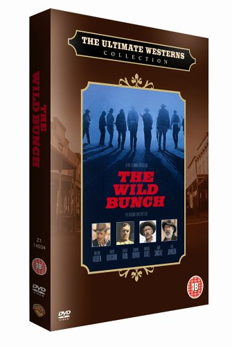 The Wild Bunch [DVD] [1969]