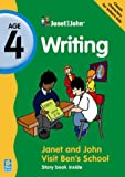Writing Age 4 With Janet and John: Visit Ben's School Pb (Janet & John Activity Books)