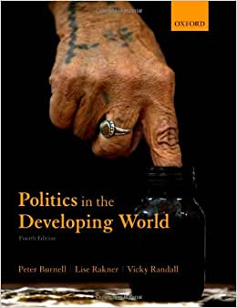 Politics in the Developing World online