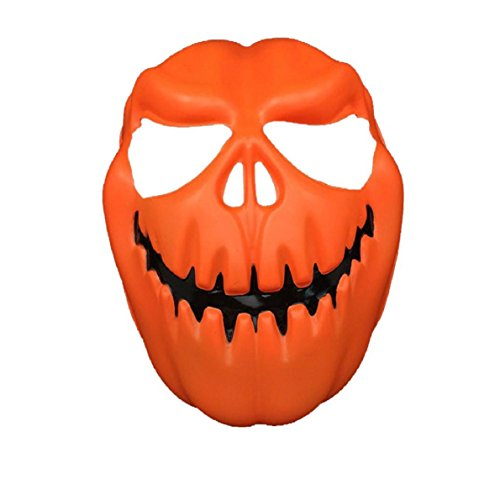 Lookatool Pumpkin Head Halloween Mask OR