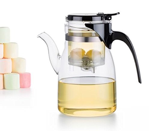 SamaDoyo tea pot Hot Sale Tea kettle office teapot Design in Tokyo (30oz)