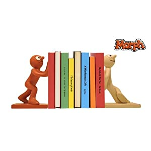 [UK-Import]Morph and Chas Book Ends