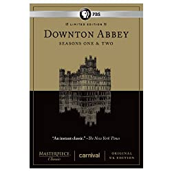 Masterpiece Classic: Downton Abbey: Seasons One & Two (Limited Edition)