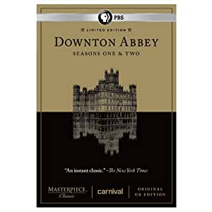 Amazon.com: Downton Abbey Seasons 1 & 2 Limited Edition Set - Original