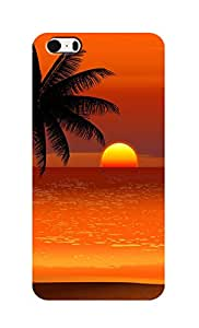 SWAG my CASE Printed Back Cover for Apple iPhone 5S